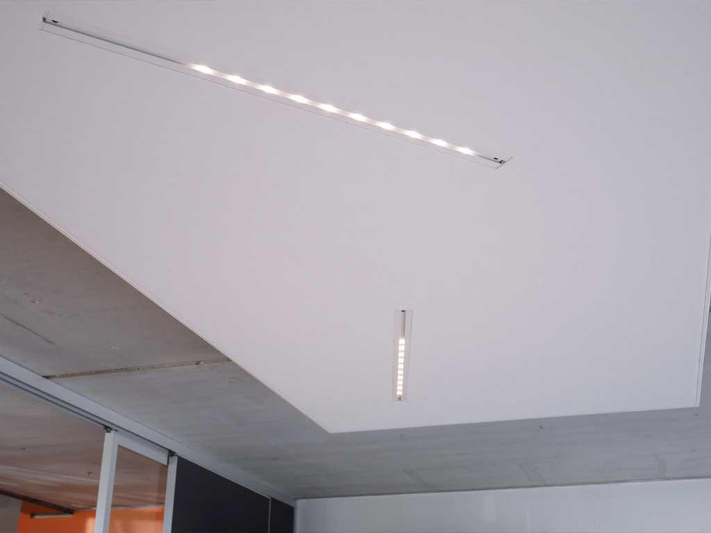AOS Akustikelemente Deckenabsorber LED