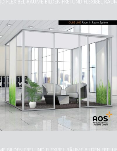 AOS Cube Line Prospekt