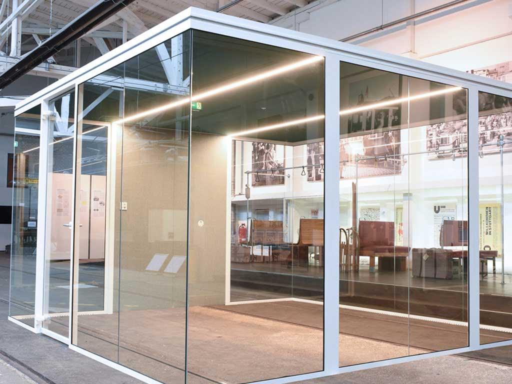 AOS Raum in Raum Cube Line