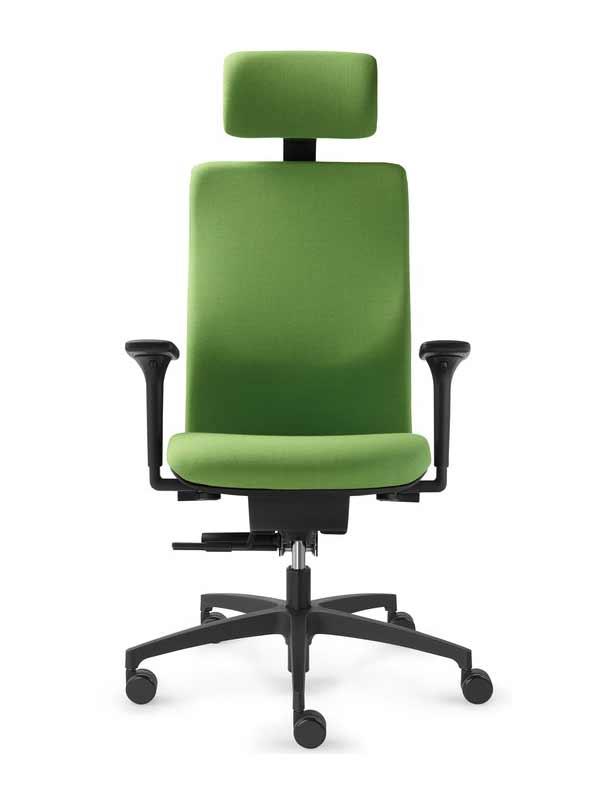 Bürodrehstuhl Dauphin Shape SH 3895 3D