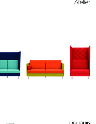 Dauphin Wartebereich Möbel / Loungemöbel