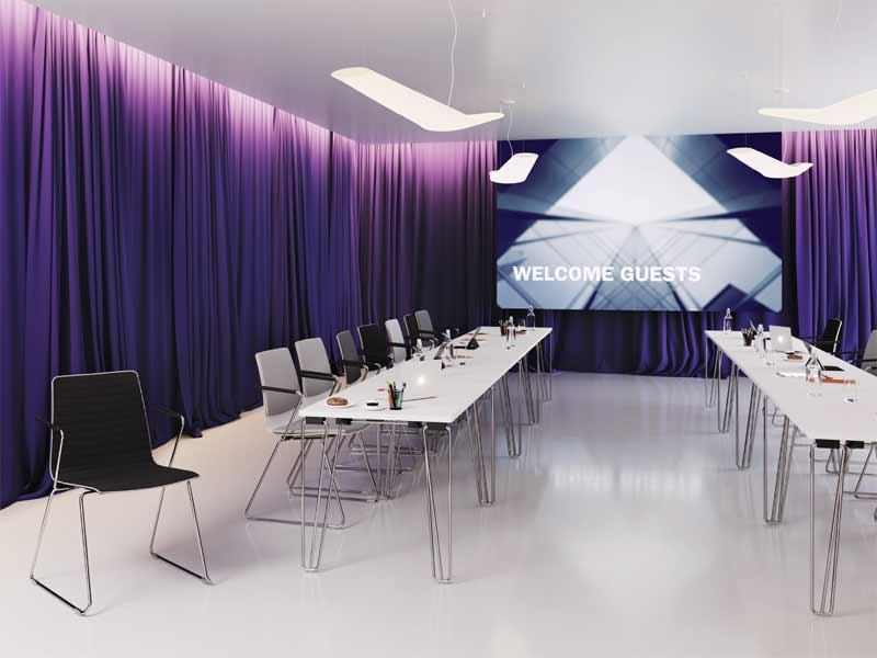 Konferenzmöbel König + Neurath