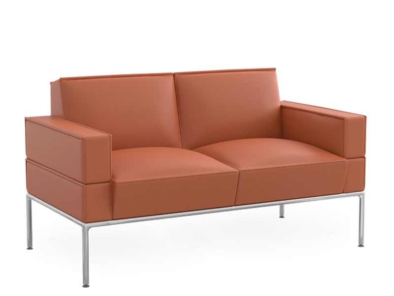Rim CUBIX Zweisitzer Wartebereich Möbel Loungemöbel