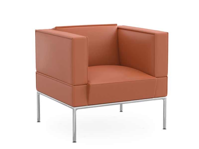 Rim Cubix Wartebereich Möbel Loungemöbel