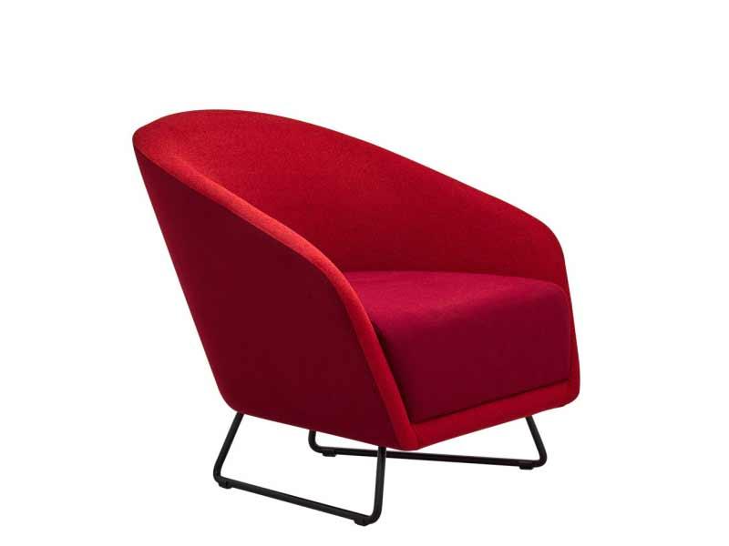 Rim Organix Sessel Wartebereich Möbel Loungemöbel